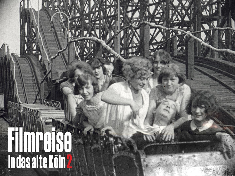 Filmreise in das alte Köln 2